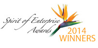 Spirit of Enterprize Awards 2014 Finalists
