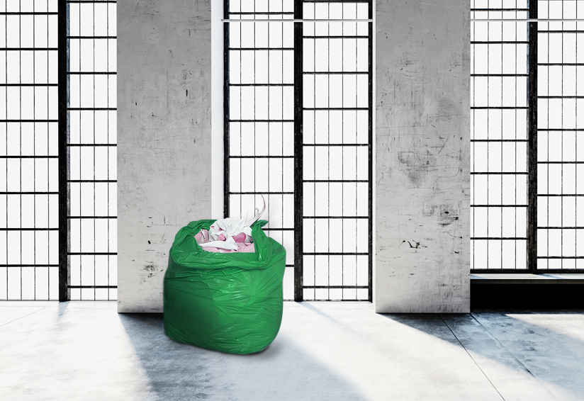 waste disposal bag service